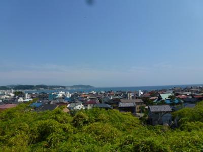 長谷寺からの眺め 6・14