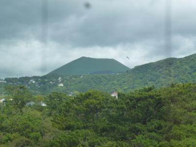 灯台からの 6・17大室山