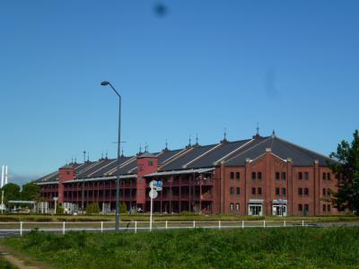 赤レンガ倉庫 6・29