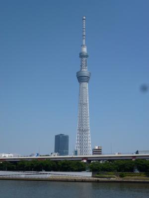 隅田公園から 7・4