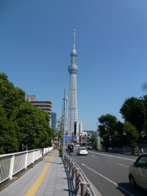 言問橋から② 7・4