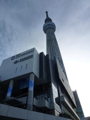 東京スカイツリー① 7・16