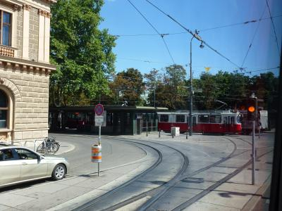 ウィーン電車①-1 7・23