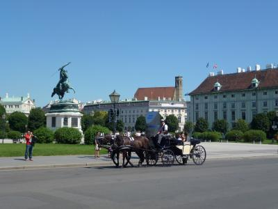 オイゲン公騎馬像①-1 7・23