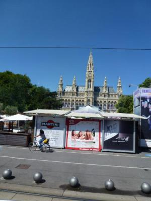 ウィーン市庁舎②-1 7・23