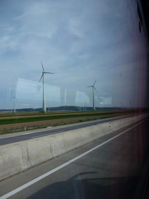 車窓から風車① 7・24