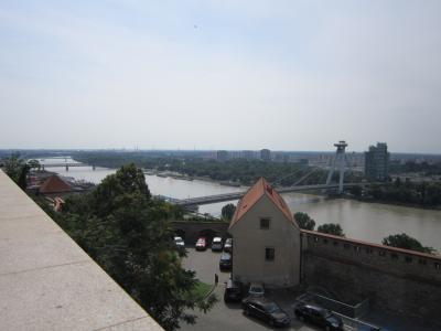 ブラチスラバ城④‐1 7・24