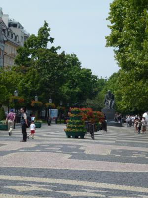 フビエズドスラホボ広場① 7・24