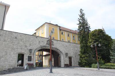 パンノンハルマ修道院ン⑥-1 7・24
