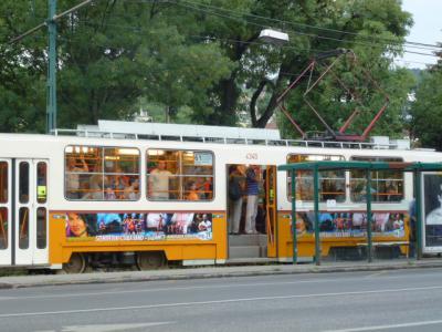 ブタペスト電車 7・24