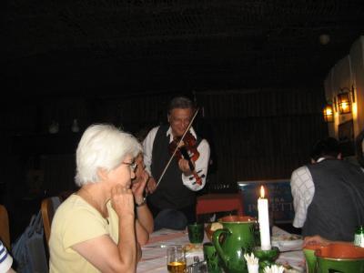 ハンガリー夕食②-1 7・24