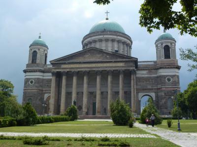 エステルゴムの大聖堂① 7・25