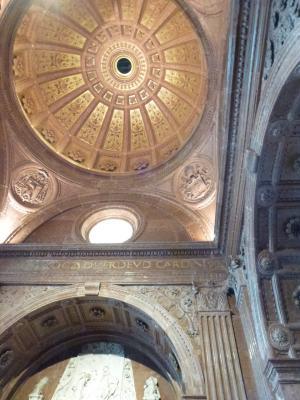 エステルゴム大聖堂⑤天井 7・25