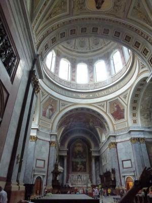 エステルゴム大聖堂⑥ 7・25