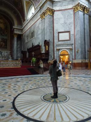 エステルゴム大聖堂③ 7・25