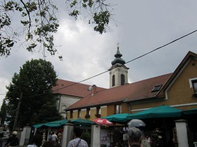 センテンドレ⑦セルビア正司教教会 7・25