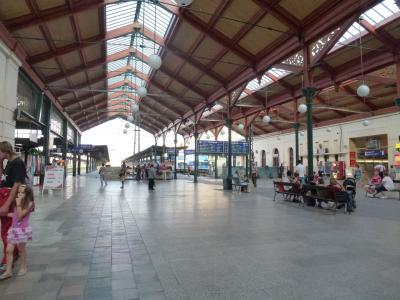 プラハ駅① 7・26