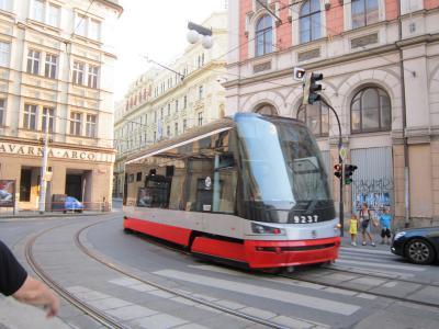 プラハ電車② 7・26