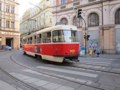 プラハ電車③ 7・26