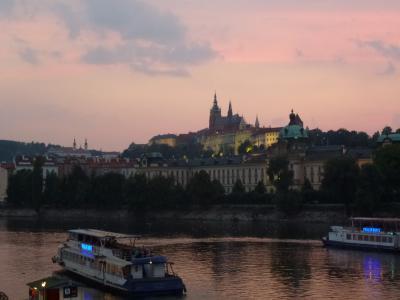 プラハ城① 7・26