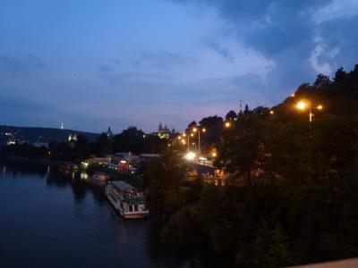 プラハ夜① 7・26