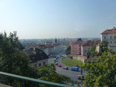 プラハ城正門景色① 7・27