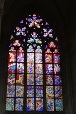 聖ヴィート大聖堂④ 7・27
