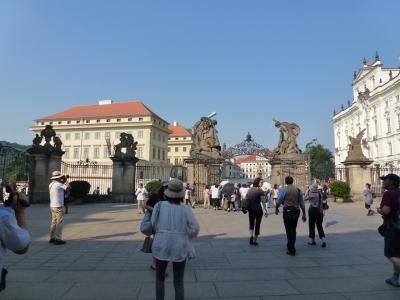 プラハ城門② 7・27