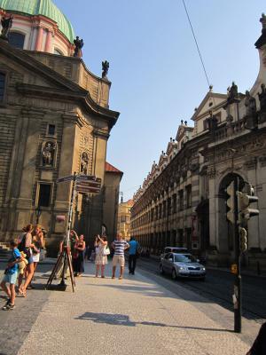プラハ旧市街② 7・27