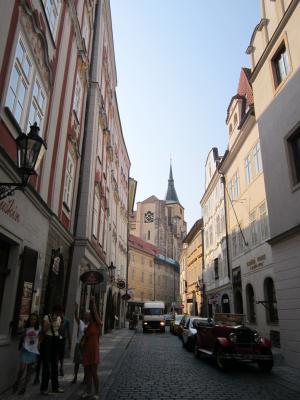 プラハ旧市街④ 7・27