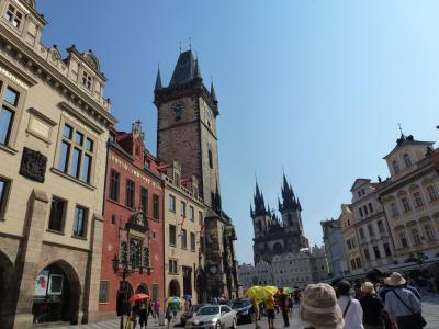 プラハ旧市街⑥ 7・27