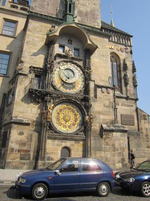 天文時計① 7・27