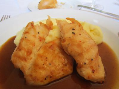 プラハ昼食メイン 7・27