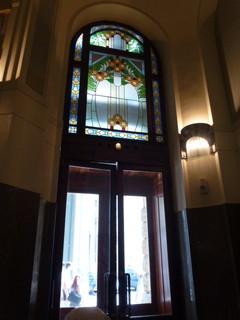 プラハ昼食のドア 7・27