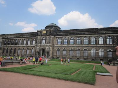 ツヴィンガー宮殿① 7・27