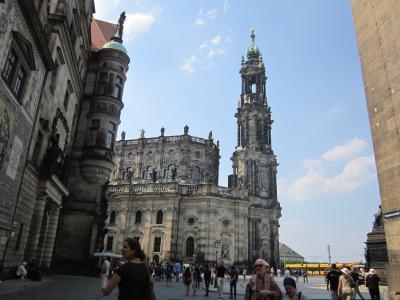 ドレスデン大聖堂② 7・27