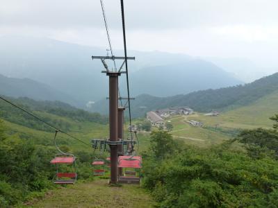 天神平スキー場① 9・8107