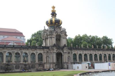 王宮・王冠の門②