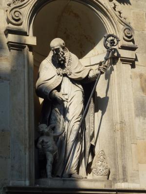 ドレスデン建物の彫刻① 7・27