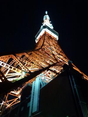 夜の東京タワー① 9・20