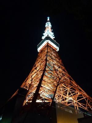 夜の東京タワー② 9・20