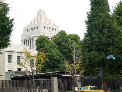 国会議事堂② 9・27