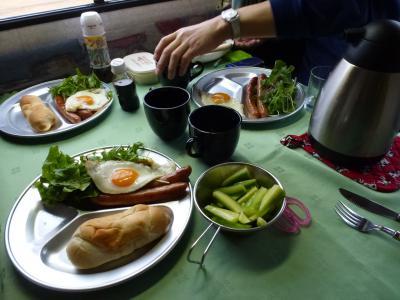 朝食 12・16