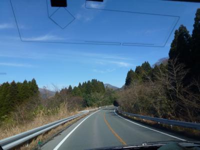 高森付近ドライブ 12.16