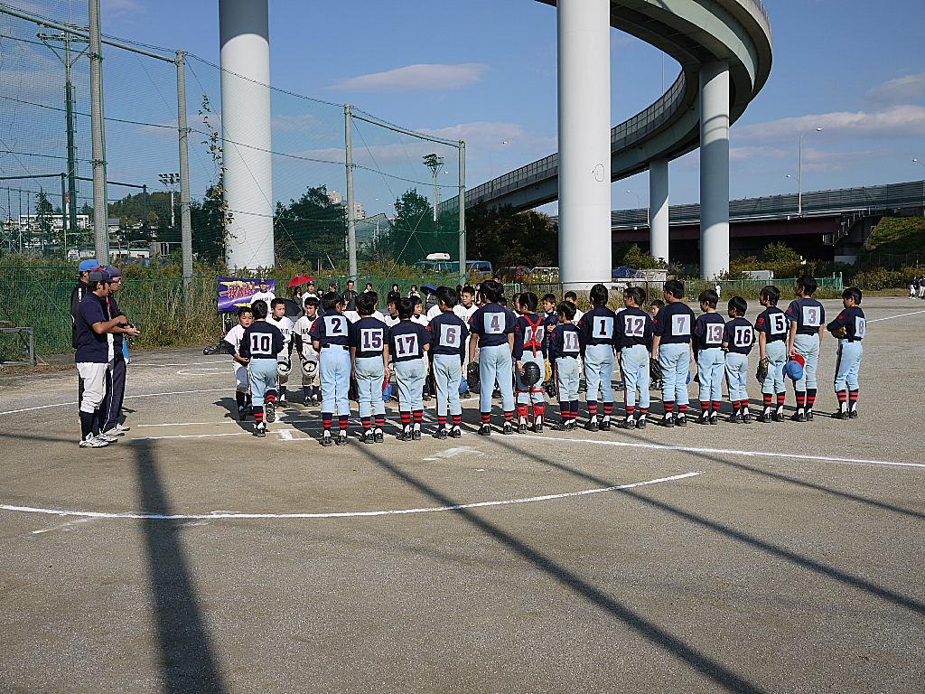 地区リーグ最終戦20121103