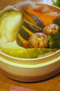 野菜も・・