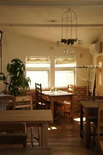 2階はCafeスペース