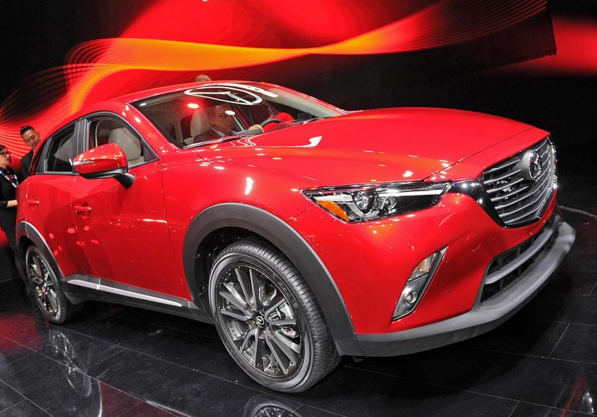 MAZDA CX-3 2015 review2