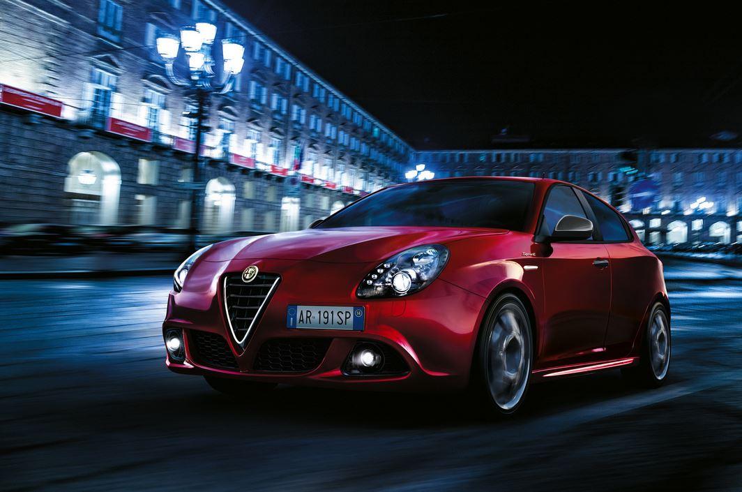 Alfa Romeo Giulietta 2014 11