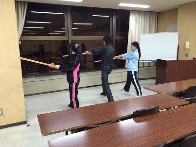 剣さばき講座2